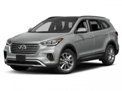 2019 Hyundai Santa Fe Limited (Iron Frost)