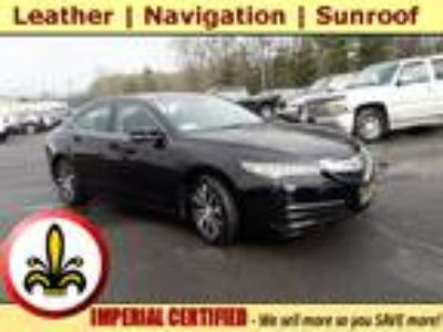 2015 Acura TLX 2.4L w/Technology Package