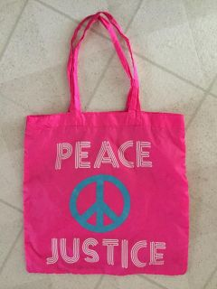 15 x 15 JUSTICE TOTE (silky)