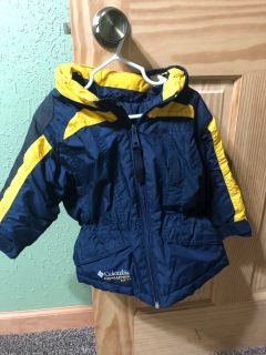 2T winter coat