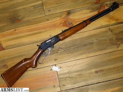 For Sale: Marlin 336 CS .30-30 Win Lever Rifle