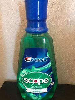 Crest scope outlast NEW