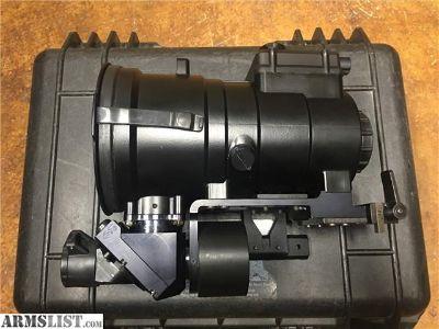 For Sale: Simrad AN/PVS-9 KN203FAB Night Vision Clip On Unit Army M24 USMC M40 M40A1 M40A3 MK11 KN203 PVS9