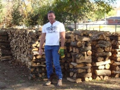 SEASONED FIREWOOD, FIREWOOD RACKS & FIRE PITS FOR SALE