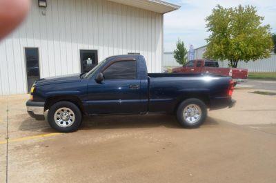 2007 Chevrolet RSX Work Truck (Blue)