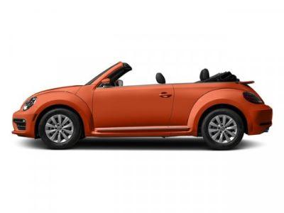 2018 Volkswagen Beetle Convertible S (Habanero Orange Metallic/Black Roof)