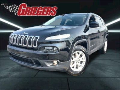 2018 Jeep Cherokee Latitude (Diamond Black)