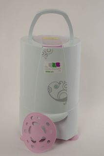 The Laundry Alternative Nina Soft Spin Dryer, Ventless Portable Electric Dryer