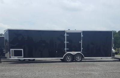 28' Raptor race trailer