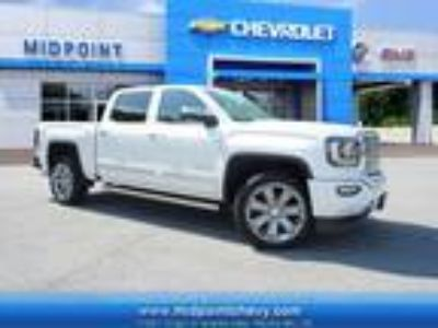 2018 GMC Sierra 1500 White, new