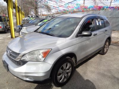 2011 Honda CR-V LX (Alabaster Silver Metallic)