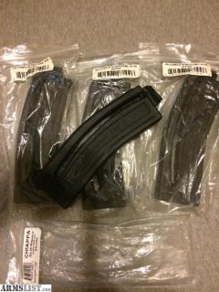 For Sale: Chiappa Firearms M4 .22lr magazines