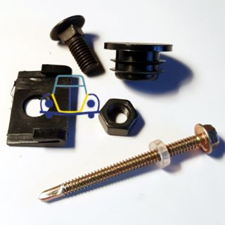 Vanagon Bumper Hardware/Install Kit OEM