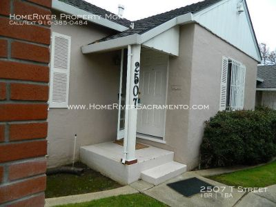 Cute Cottage completely remodeled. All appliances included.