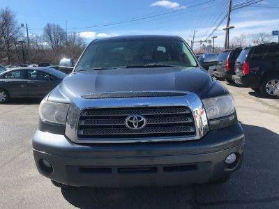 2008 Toyota Tundra Limited (Gray)