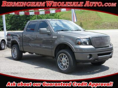 2006 Ford F-150 XLT (Dark Shadow Grey Metallic)