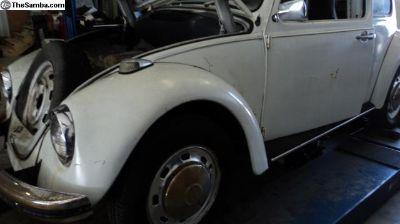 1968 type 1 sedan