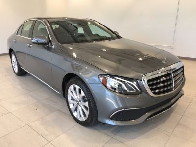 2019 Mercedes-Benz E-Class (Selenite Gray Metallic)