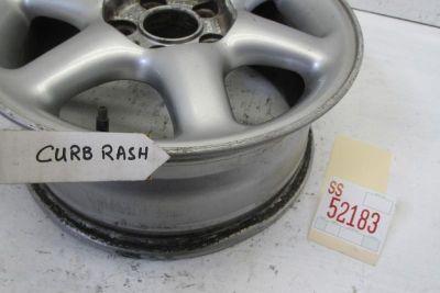 "Sell 1995 VOLVO 850 WAGON ALLOY ALUMINUM WHEEL RIM 6 SPOKE 15"" INCH LF motorcycle in Sugar Land, Texas, US, for US $49.99"