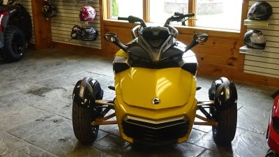 2018 Can-Am Spyder F3-S SM6 3 Wheel Motorcycle Bennington, VT