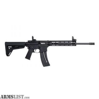 For Sale: $299 - BRAND NEW SMITH AND WESSON M&P 15-22 RIFLE 22LR