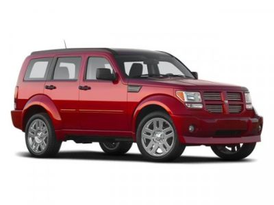 2008 Dodge Nitro SXT (Electric Blue Pearl)