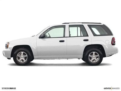 2004 chevrolet trailblazer ls   1157