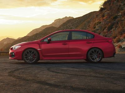 2019 Subaru WRX Limited (Pure Red)