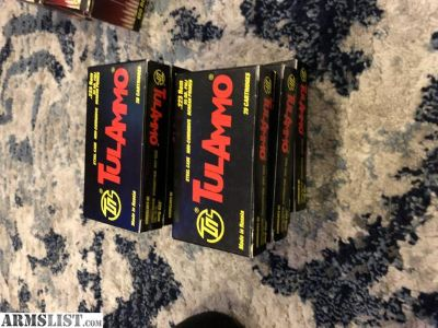 For Sale: 180 rounds of tulammo 223 rem