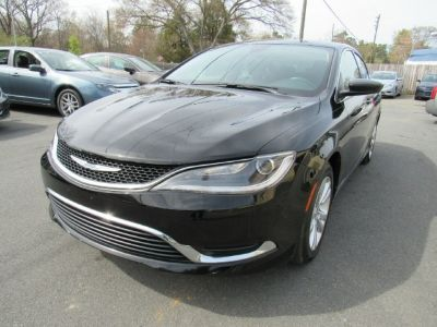2015 Chrysler 200-Series 4dr Sdn Limited FWD