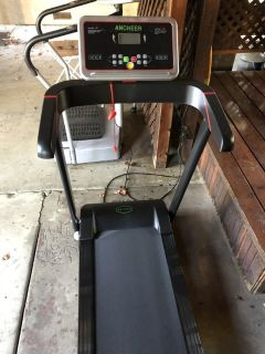 Ancheer Treadmill (Barely Used)