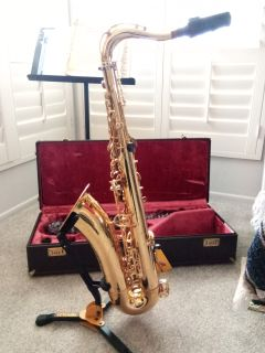 YAMAHA Custom Tenor Saxophone YTS-875