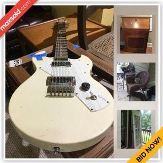 Ground Estate Sale Online Auction -..