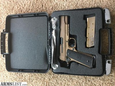 For Sale: Sig Sauer 1911 Emperor Scorpion