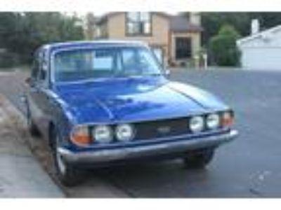 1971 Triumph MK2 Luxury 4 door Saloon