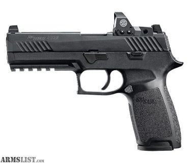 For Sale: Sig Sauer P320 RX Compact