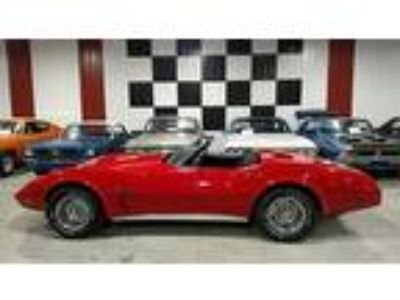 1975 Chevrolet Corvette Convertible 350 4 spd