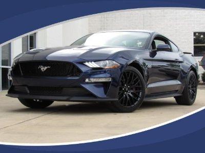 2019 Ford Mustang GT Fastback (Kona Blue Metallic)