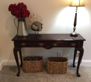 Accent Sofa Table