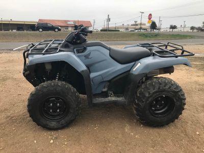 2017 Honda honda trx420 fortrax Utility ATVs Waco, TX