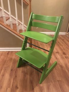 High chair for growing children (Stokke Brand)