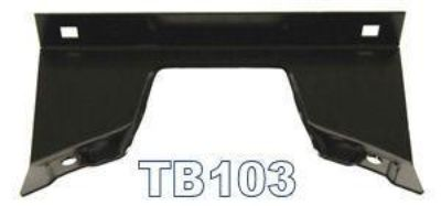 Buy 70 - 73 CAMARO FRONT LICENSE PLATE BRACKET 71 72 motorcycle in Bryant, Alabama, US, for US $16.95