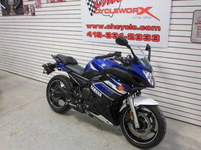 2013 Yamaha FZ6R Sport Motorcycles Lima, OH