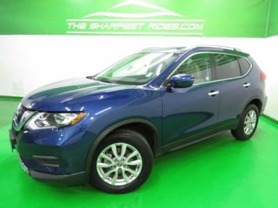 2017 Nissan Rogue AWD SV BackUp Cam* 1_Owner_Carfax!