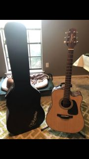 Takamine G-series dreadnought acoustic-electric