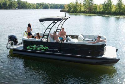 2018 Starcraft SLS 3 Pontoons Boats Lagrange, GA