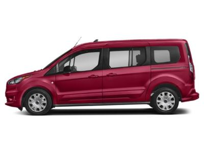 2019 Ford Transit Connect Wagon XLT LWB w/Rear Liftgate (Kapoor Red Metallic)