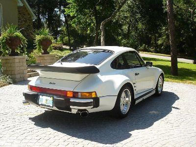 1988 Porsche 930 Turbo S Coupe Factory Flachbau Slantnose
