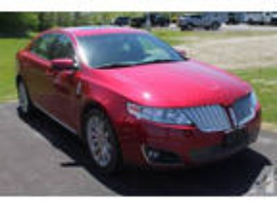 2012 Lincoln MKS Base 4dr Sedan