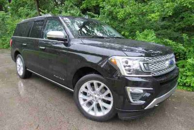 2019 Ford Expedition Max Platinum